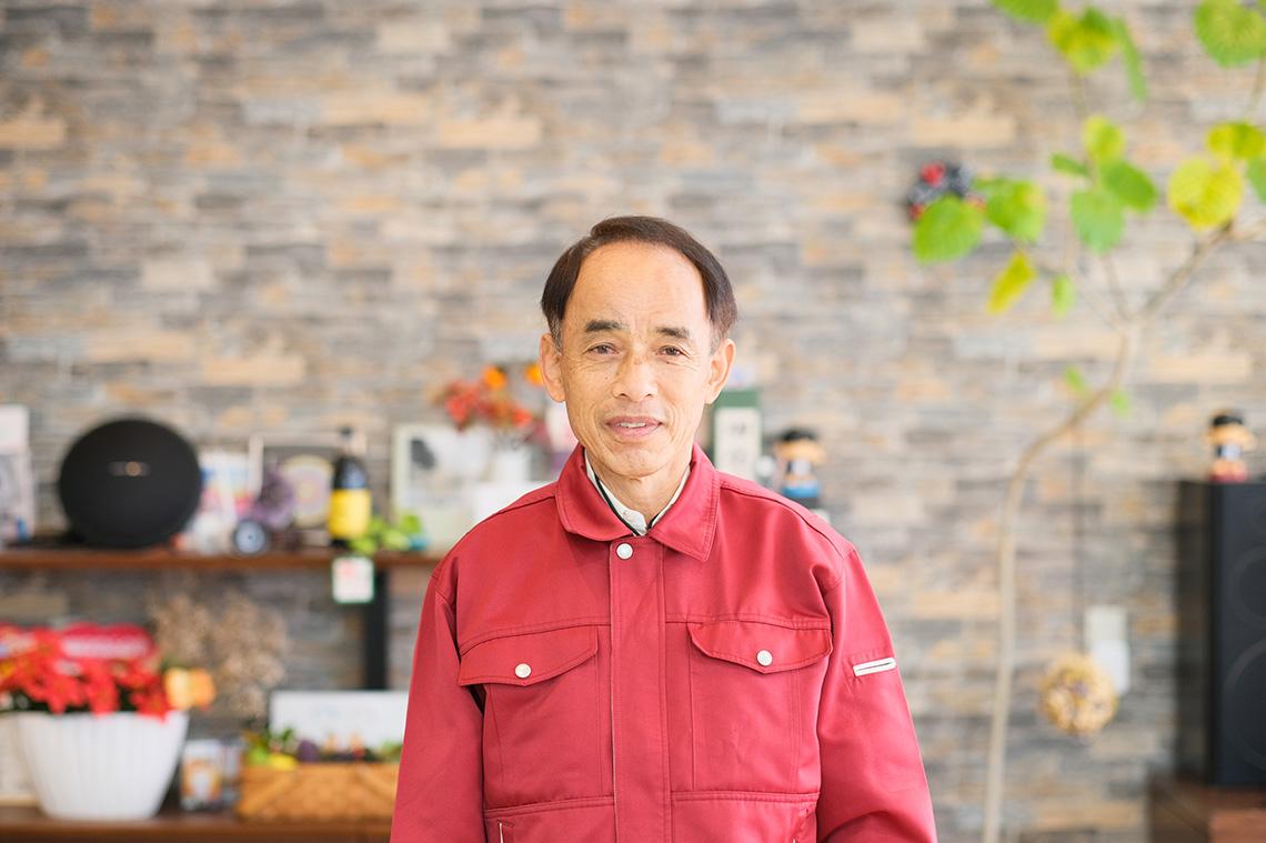 スタッフ・岡田 一士