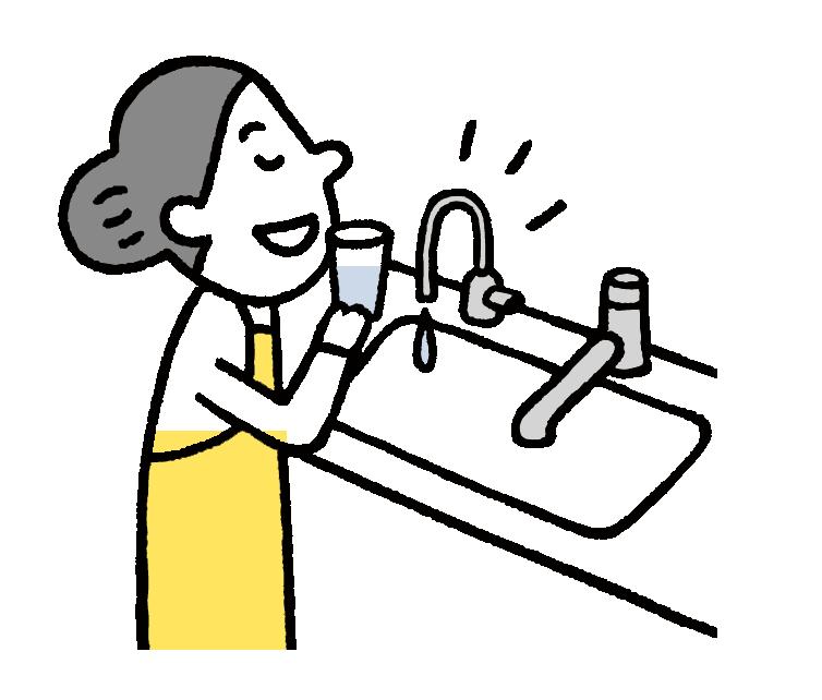 浄水器の設置・交換